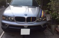 Cần bán gấp BMW X5 đời 2007, màu bạc, nhập khẩu còn mới, 393tr giá 393 triệu tại Tp.HCM