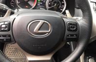 Bán Lexus NX 200t F-Sport năm sản xuất 2015, nhập khẩu giá 2 tỷ 480 tr tại Tp.HCM
