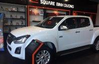 Bán xe bán tải Dmax 2018 - xe bán tải Isuzu Dmax số tự động giá 720 triệu tại Bình Dương
