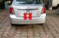 Cần bán lại xe Chevrolet Lacetti sản xuất năm 2012, màu bạc, giá tốt giá 265 triệu tại Hà Nội