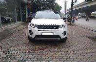 Bán ô tô LandRover Discovery Discovery HSE Luxury Sport đời 2016, màu trắng, nhập khẩu nguyên chiếc giá 2 tỷ 345 tr tại Hà Nội