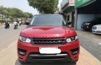 Bán xe LandRover Range Rover Sport Autobiography 2015 màu đỏ giá 4 tỷ 580 tr tại Tp.HCM