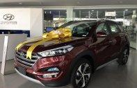 Bán Hyundai Tucson 1.6 Turbo đỏ đô, giá chỉ 920 triệu giao ngay toàn quốc giá 920 triệu tại Tp.HCM
