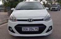 Cần bán lại xe Hyundai Grand i10 MT 2015, màu trắng, nhập khẩu như mới giá 278 triệu tại Hà Nội