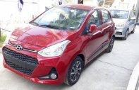 Hyundai I10 số sàn màu đỏ xe giao ngay trước Tết, giá KM kèm quà tặng có giá trị, hỗ trợ vay lãi suất ưu đãi. LH; 0903175312 giá 370 triệu tại Tp.HCM