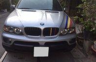 Gia đình cần bán xe BMW X5, SX 2007, màu bạc, xe còn mới tinh gia đình sử dụng giá 393 triệu tại Tp.HCM