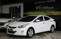 Bán Hyundai Elantra GLS 1.8AT năm sản xuất 2013, màu trắng, xe nhập giá 516 triệu tại Tp.HCM