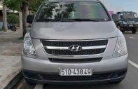 Bán Hyundai Grand Starex năm sản xuất 2015, màu bạc, xe nhập xe gia đình giá 650 triệu tại Tp.HCM