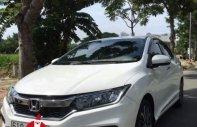 Bán Honda City năm 2017, màu trắng, chính chủ giá 556 triệu tại Tp.HCM