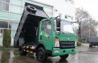 Bán xe Ben Howo 6.5 tấn (thùng 5 khối), vay 80%, tặng 100% trước bạ giá 370 triệu tại Tp.HCM