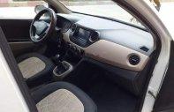 Cần bán Hyundai Grand i10 1.0 MT Base sản xuất năm 2015, màu trắng, xe đẹp giá 255 triệu tại Thái Nguyên