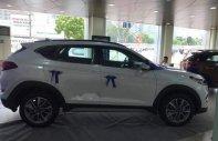 Cần bán Hyundai Tucson sản xuất năm 2018, màu trắng, giá tốt giá 760 triệu tại Hà Nội