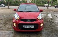Bán Kia Morning nhập khẩu màu đỏ 2016 xe siêu đẹp giá 320 triệu tại Hà Nội