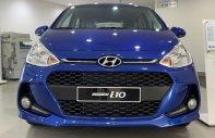 Hyundai I10 số sàn màu xanh xe giao ngay trước Tết, giá KM kèm quà tặng có giá trị, hỗ trợ vay lãi suất ưu đãi. LH: 0903175312 giá 370 triệu tại Tp.HCM