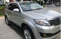 Bán gấp Toyota Fortuner V AT năm sản xuất 2015, màu bạc, chính chủ giá 765 triệu tại Hà Nội