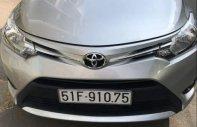 Cần bán Toyota Vios đời 2016, màu bạc như mới, giá tốt giá 450 triệu tại Tp.HCM
