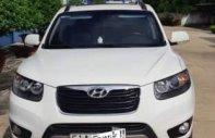 Bán xe cũ Hyundai Santa Fe đời 2011, màu trắng, nhập khẩu giá 650 triệu tại Tp.HCM