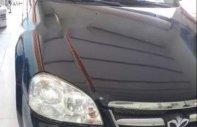 Bán xe Chevrolet Lacetti đời 2010, màu đen, giá cạnh tranh giá 200 triệu tại Nghệ An