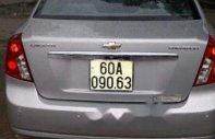 Bán Chevrolet Lacetti đời 2013, màu bạc xe gia đình giá 270 triệu tại Bình Dương