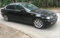 Bán BMW 318i sản xuất 2003, màu đen, nhập khẩu giá 188 triệu tại Hà Nội