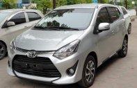 Bán Toyota Wigo 1.2 MT đời 2018, màu bạc, nhập khẩu giá 689 triệu tại Hà Nội