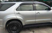 Bán ô tô Toyota Fortuner năm sản xuất 2010, màu bạc giá Giá thỏa thuận tại Hà Nội