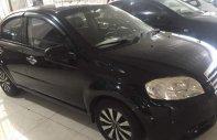 Bán xe Daewoo Gentra năm sản xuất 2007, màu đen, giá 175tr giá 175 triệu tại Bình Thuận