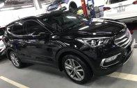 Santafe 2018 full xăng màu đen, có sẵn giao ngay tháng 12 giá 1 tỷ 250 tr tại Tp.HCM