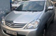 Cần bán Toyota Innova G sản xuất năm 2009, màu bạc giá 415 triệu tại Tp.HCM