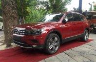 Bán Volkswagen Tiguan 2018, đủ màu, nhập khẩu giá 1 tỷ 729 tr tại Hà Nội