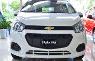 Cần bán xe Chevrolet Spark Duo đời 2018, màu trắng, giá 259tr giá 259 triệu tại Tp.HCM