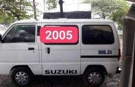 Bán Suzuki Super Carry Van sản xuất 2005, màu trắng giá 110 triệu tại Hà Nội