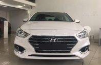 Cần bán Hyundai Accent đời 2018, màu trắng, xe mới 100% giá 425 triệu tại Tp.HCM