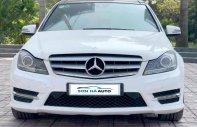 Bán xe Mercedes C300 AMG Plus năm 2013, màu trắng, biển Hà Nội giá 938 triệu tại Hà Nội