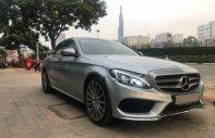 Cần bán xe Mercedes C300 AMG sản xuất 2017, màu bạc giá 1 tỷ 890 tr tại Tp.HCM