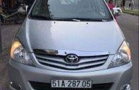 Cần bán lại xe Toyota Innova G đời 2012, màu bạc, 475 triệu giá 475 triệu tại Tp.HCM