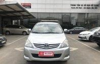 Cần bán Toyota Innova G đời 2011, màu bạc giá 485 triệu tại Hà Nội