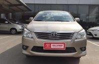 Bán Toyota Innova E sản xuất năm 2013, màu ghi vàng, 548 triệu giá 548 triệu tại Hà Nội