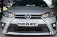 Cần bán Toyota Yaris đời 2016, màu bạc, giá chỉ 590 triệu giá 590 triệu tại Tp.HCM
