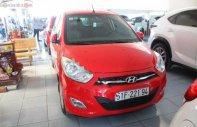 Bán Hyundai i10 1.2 sản xuất 2011, màu đỏ, nhập khẩu nguyên chiếc, giá cạnh tranh giá 285 triệu tại Tp.HCM
