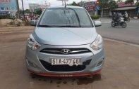 Bán xe Hyundai i10 sản xuất năm 2012, màu bạc, nhập khẩu, giá chỉ 240 triệu giá 240 triệu tại Bình Dương