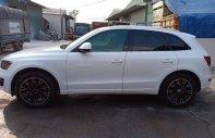 Bán Audi Q5 sản xuất năm 2009, màu trắng, nhập khẩu nguyên chiếc giá 1 tỷ 50 tr tại Hà Nội