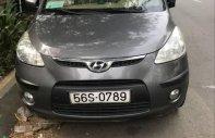Bán Hyundai i10 năm sản xuất 2010, màu xám, nhập khẩu số tự động, giá tốt giá 260 triệu tại Tp.HCM