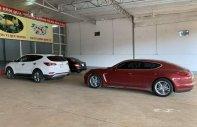 Cần bán Porsche Panamera 4S sản xuất 2009, màu đỏ, nhập khẩu nguyên chiếc giá 2 tỷ 200 tr tại Tp.HCM
