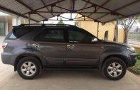 Bán Toyota Fortuner đời 2011, màu xám, giá tham khảo 665tr giá 665 triệu tại Thanh Hóa