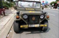 Cần bán lại xe Jeep A2 đời 1980 giá cạnh tranh giá 160 triệu tại Tp.HCM