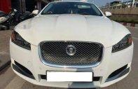 Cần bán Jaguar XF năm sản xuất 2014, màu trắng, nhập khẩu giá 1 tỷ 450 tr tại Hà Nội