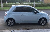 Bán Fiat 500 1.2 AT đời 2009, màu trắng, xe nhập giá 420 triệu tại Đà Nẵng