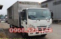 Xe tải isuzu NQR 5T thùng dài 6m1, giá cạnh tranh cuối năm giá 720 triệu tại Bình Phước
