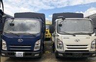 Bán Xe tải 2,5 tấn - dưới 5 tấn Thùng Bạt 4,3M 2018, màu xanh lam , trả góp giá 450 triệu tại Tp.HCM